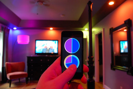 Smart Lighting - Smart Home Labs