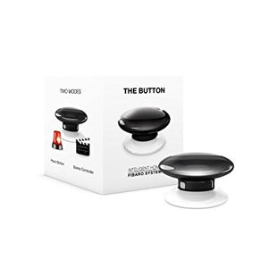 FIBARO Z-Wave Button (Black)