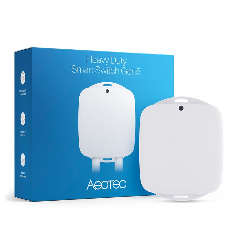 AEOTEC Heavy Duty Switch