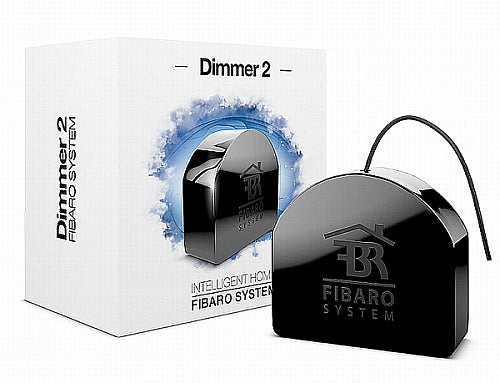FIBARO Z-Wave Dimmer 2nd Edition