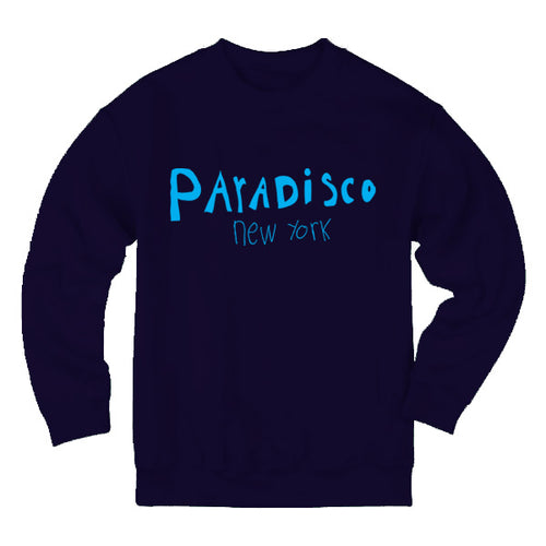 Paradisco navy sweater