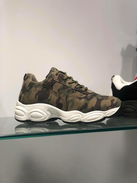 Sneakers Camo
