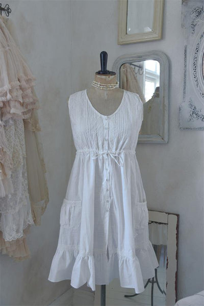 Dress, True Beliefs, White