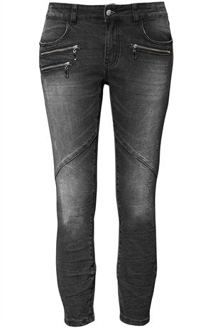 Baron Jeans Black Denim