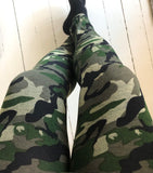 Leggings camo