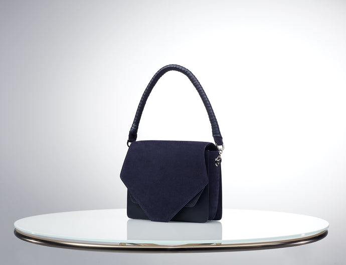 SIX Collection Shoulder Bag - Blue