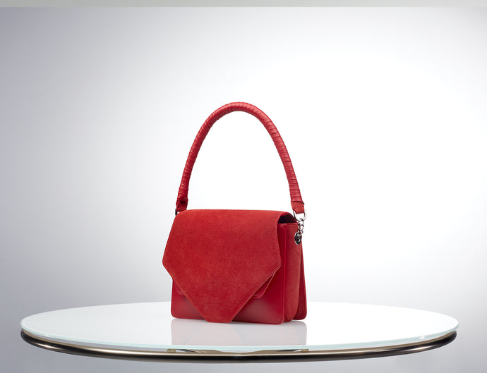 SIX Collection Shoulder Bag - Red