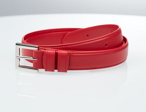 SIX Collection Belt - Red