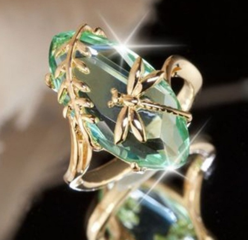 CLEARWATER DRAGONFLY RING