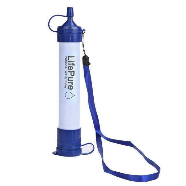 LifePure Outdoor Emergency Water Purifier