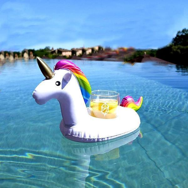 Unicorn Floating Cup Holder