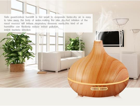Cool Mist Aromatherapy Diffuser
