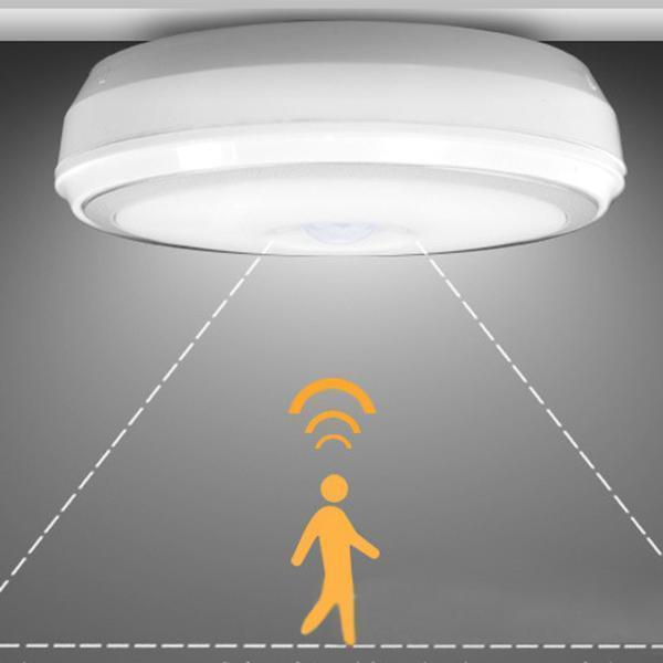 Smart LED Body Motion Sensor
