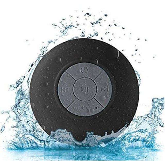 The Bluetooth Water-Resistant Bathroom Speaker -- FREE WORLDWIDE SHIPPING