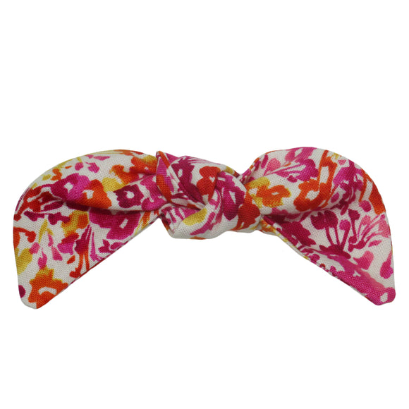 Flower Bomb Hair Bow