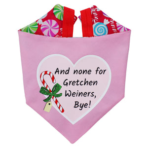 Candy Gram Mean Girls Bandana