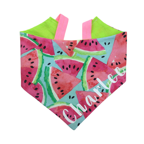 Watermelon Bandana