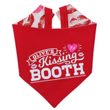 Kissing Booth Bandana