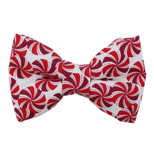 Peppermint Bow Tie