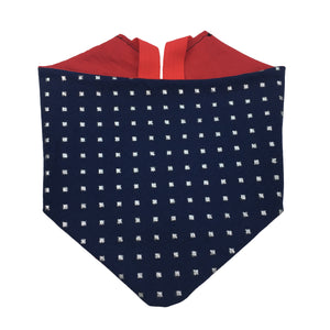 Navy Dots Bandana