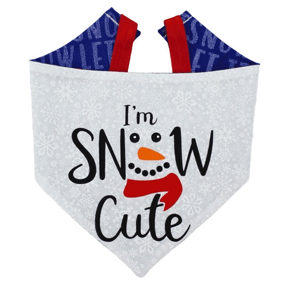 I'm Snow Cute Bandana
