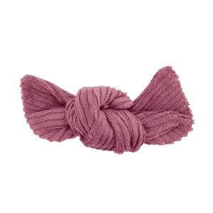 Follow Your Heart - Rose Hair Bow