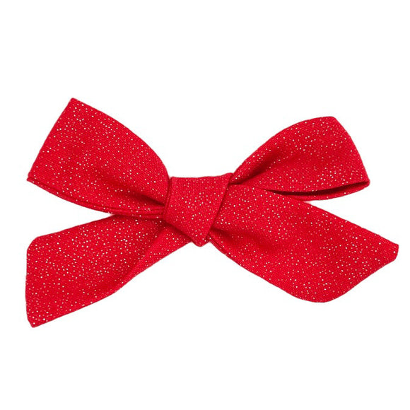Cupids Cupcake Cafe Hair Bow