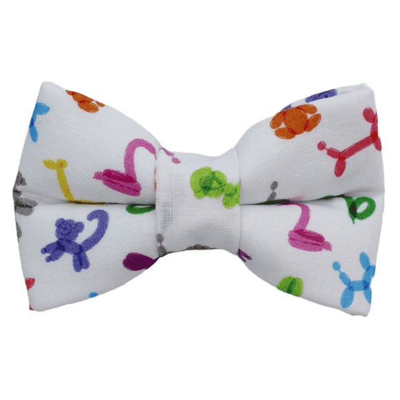 Mini Balloon Animals Bow Tie