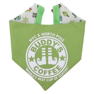 Buddy The Elf Coffee Bandana