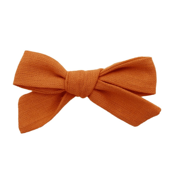 Hey There Pumpkin Hair Bow