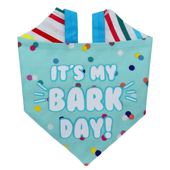 It's My Barkday Bandana