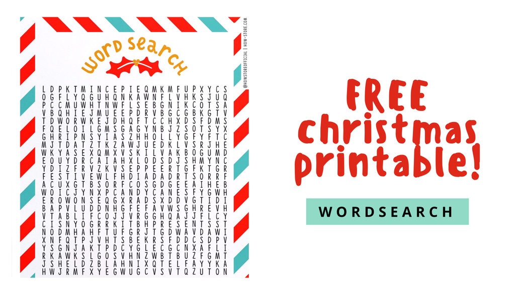 picture regarding Words to 12 Days of Christmas Printable named Absolutely free printable Xmas wordsearch Residence Of Wonderland