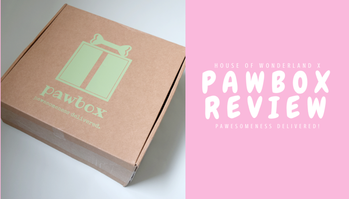 House Of Wonderland x PawBox Review