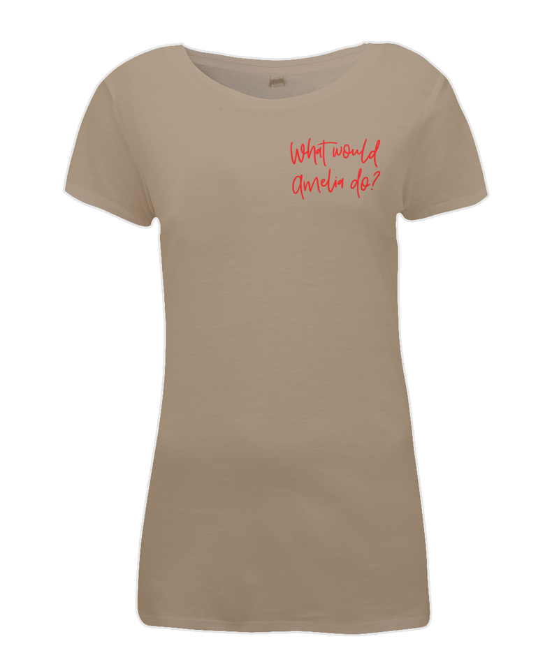 What would Amelia Do Tee