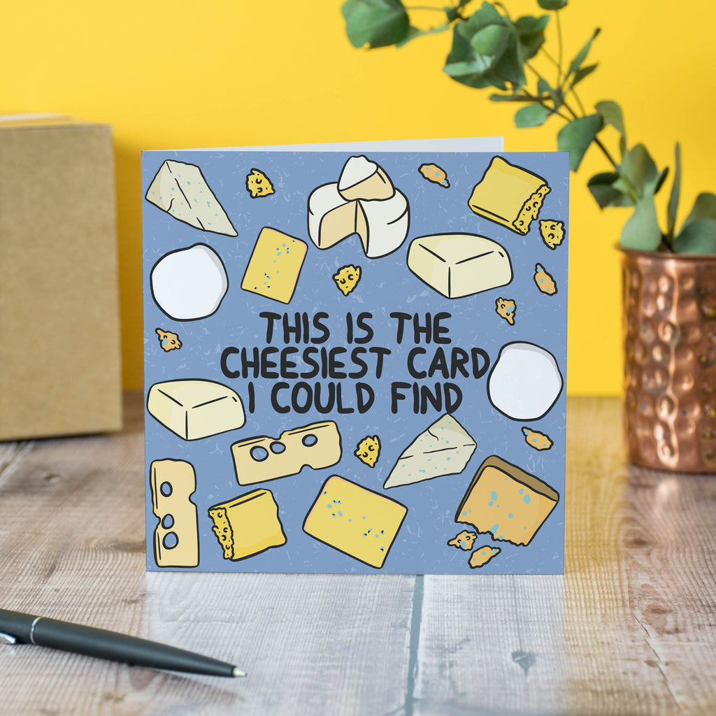 The Cheesiest Card - House Of Wonderland