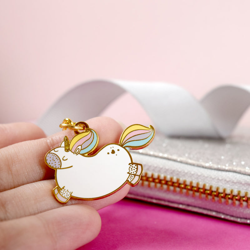 Unicorn Keyring - House Of Wonderland, HOW