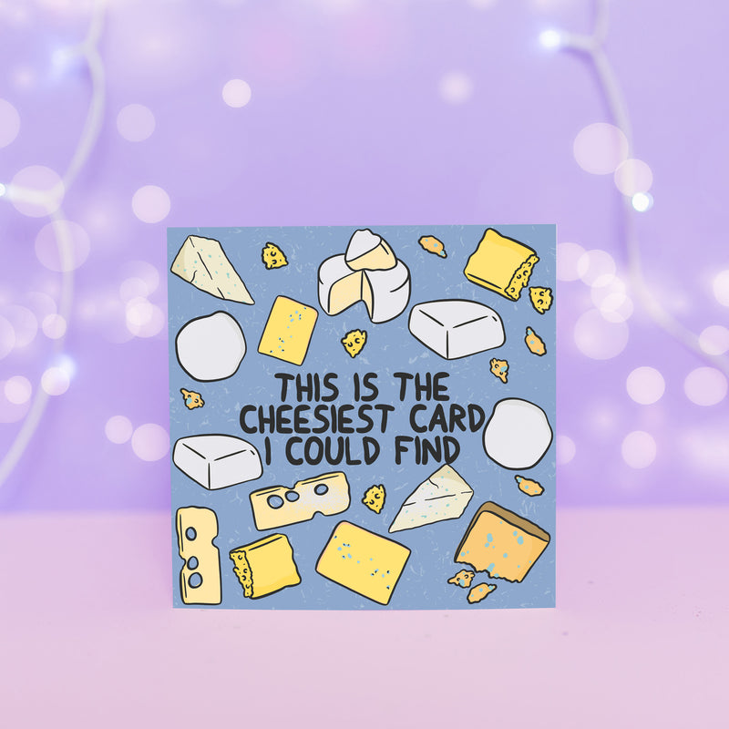 The Cheesiest Card - House Of Wonderland, HOW