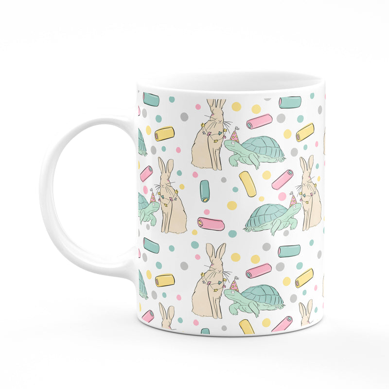 Tortoise & The Hare Mug - House Of Wonderland