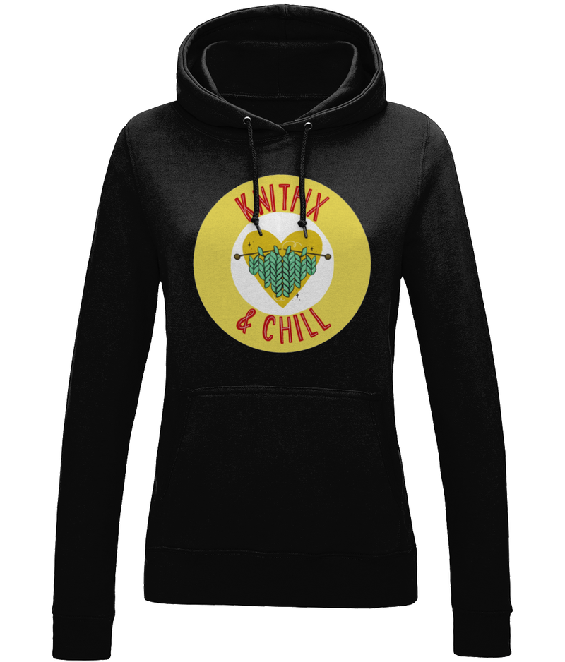 Knitfix & Chill Hoodie - House Of Wonderland, HOW