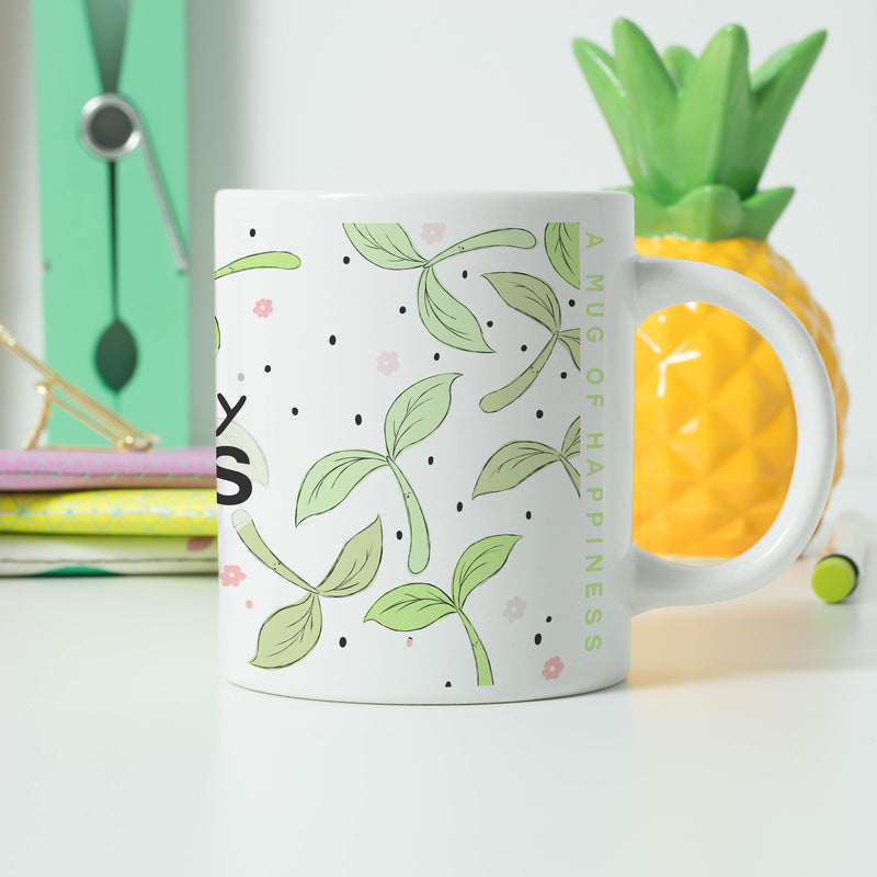 Plant Mug - House Of Wonderland, HOW