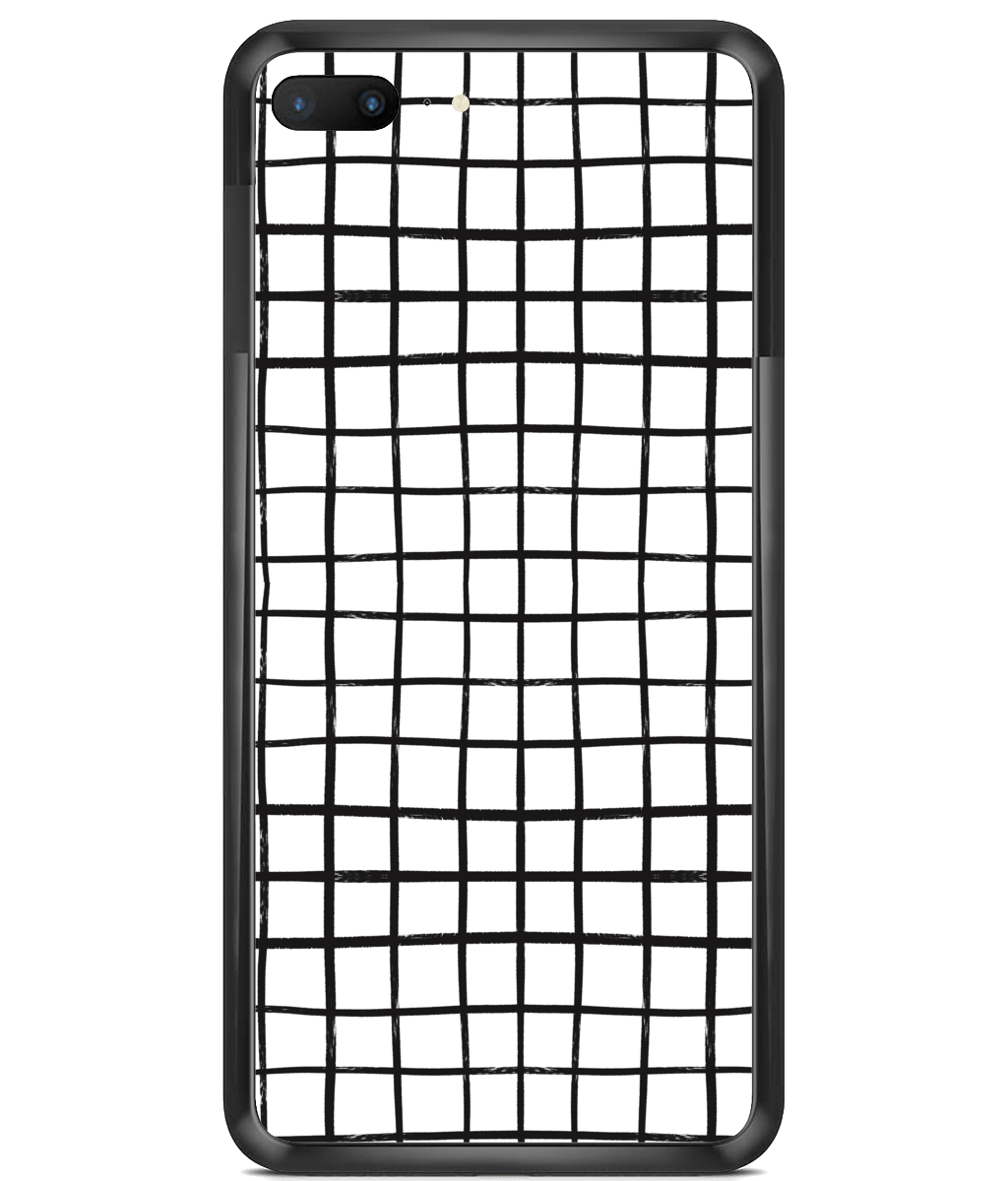 The Grid Premium Phone Case - House Of Wonderland, HOW
