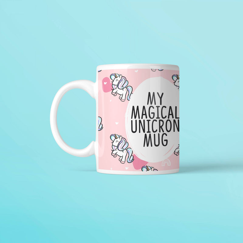 Unicorn Mug - House Of Wonderland