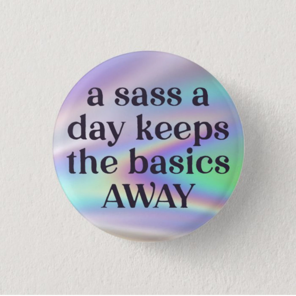 A Sass A Day Badge