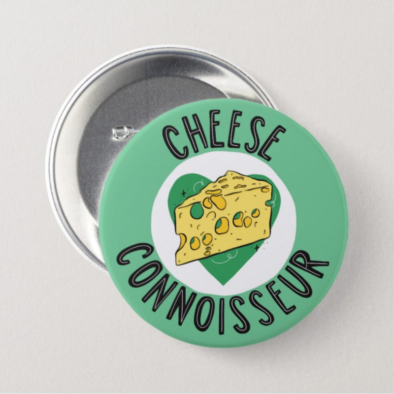 Cheese Connoisseur Badge