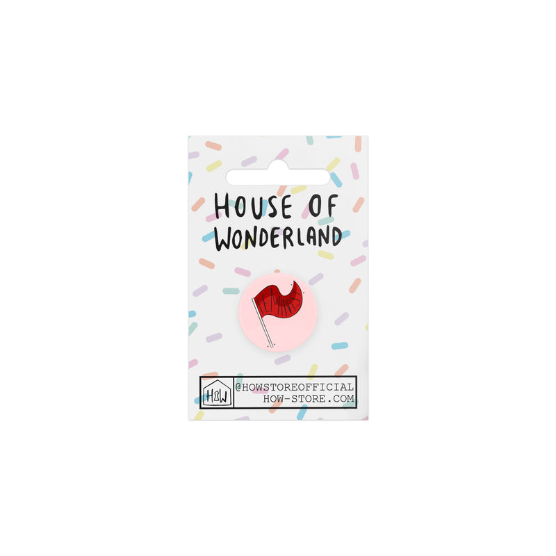 Feminist Badge - House Of Wonderland, HOW