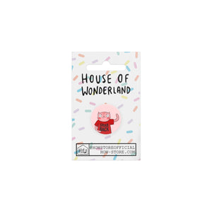 Grab Back Badge - House Of Wonderland, HOW