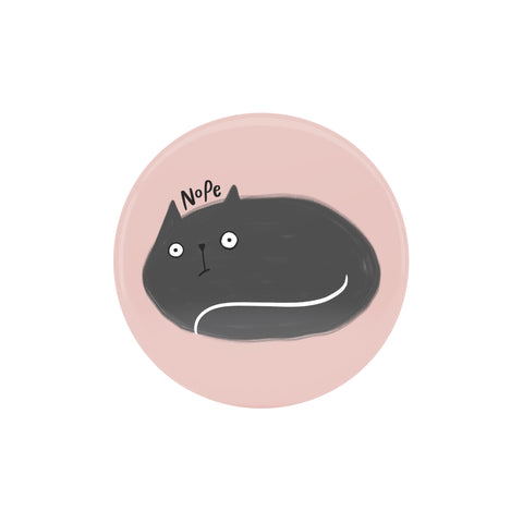 Cat Hair Badge