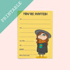 Pin Banner Sewing Pattern