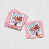Star Girl Coaster