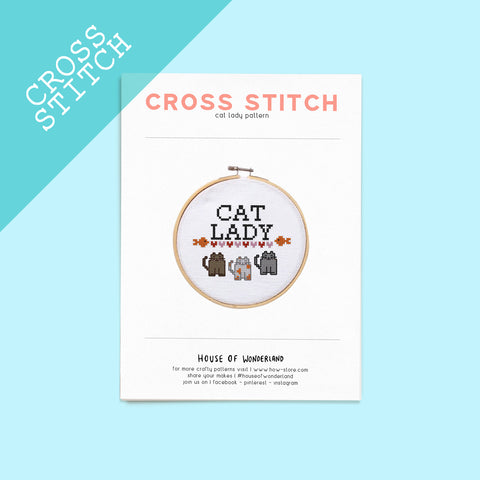 Stitches Be Crazy Enamel Pin